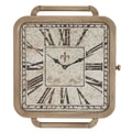Woodland Imports Vintage Allure Wall Clock