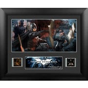 Trend Setters Batman The Dark Knight Rises Single FilmCell Presentation Framed Memorabilia