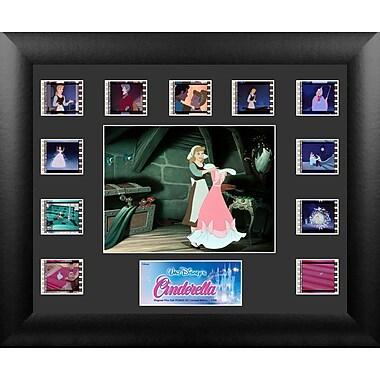 Trend Setters Cinderella Mini Montage FilmCell Presentation Framed Vintage Advertisement