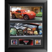 Trend Setters Cars 2 Double FilmCell Framed Art