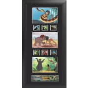Trend Setters Jungle Book Trio FilmCell Framed Art