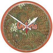 Wincraft NCAA 12.75'' Wall Clock; Florida University