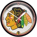 Wincraft NHL 12.75'' Wall Clock; Chicago Blackhawks - Style 2