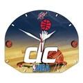 Wincraft NBA Plaque Wall Clock; Washington Wizards