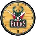 Wincraft NBA 12.75'' Wall Clock; Milwaukee Bucks