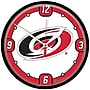 Wincraft NHL 12.75'' Wall Clock; Carolina Hurricanes
