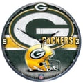 Wincraft NFL 18'' High Def Wall Clock; Green Bay Packers
