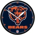 Wincraft NFL 12.75'' Wall Clock; Chicago Bears
