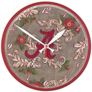 Wincraft NCAA 12.75'' Wall Clock; Alabama University