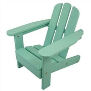 Manchester Wood Kid's Adirondack Chair II; Sky Blue