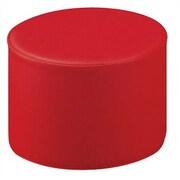 Wesco NA Harmony Series Kid's Floor Cushion; Red