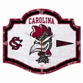 Wincraft NCAA High Definition Plaque Wall Clock; South Carolina