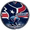Wincraft NFL 18'' High Def Wall Clock; Houston Texans