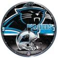 Wincraft NFL 18'' High Def Wall Clock; Carolina Panthers