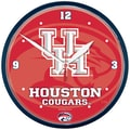 Wincraft NCAA 12.75'' Wall Clock; Houston University