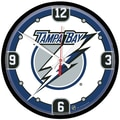 Wincraft NHL 12.75'' Wall Clock; Tampa Bay Lightning