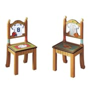 Fantasy Fields Kids Desk Chair (Set of 2)