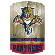 Wincraft NHL Graphic Art Plaque; Florida Panthers