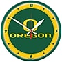 Wincraft Collegiate 12.75'' NCAA Wall Clock; Oregon