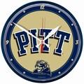 Wincraft Collegiate 12.75'' NCAA Wall Clock; Pittsburgh