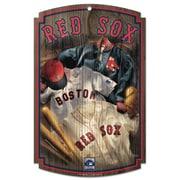 Wincraft MLB Graphic Art Plaque; Boston Red Sox