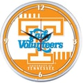 Wincraft Collegiate 12.75'' NCAA Wall Clock; Tennessee - Lady Volunteers