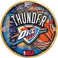 Wincraft NBA 18'' High Def Wall Clock; Oklahoma City Thunder