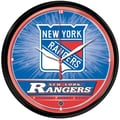 Wincraft NHL 12.75'' Wall Clock; New York Rangers