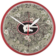 Wincraft NCAA 12.75'' Wall Clock; Georgia University