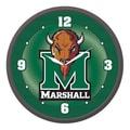 Wincraft Collegiate 12.75'' NCAA Wall Clock; Marshall