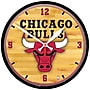 Wincraft NBA 12.75'' Wall Clock; Chicago Bulls