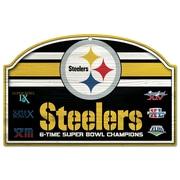 Wincraft Steelers Graphic Art Plaque
