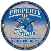Wincraft Collegiate 18'' NCAA High Def Wall Clock; Boise State