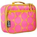 Wildkin Big Dots Hot Pink Lunch Box