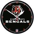Wincraft NFL 12.75'' Wall Clock; Cincinnati Bengals