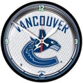 Wincraft NHL 12.75'' Wall Clock; Vancouver Canucks