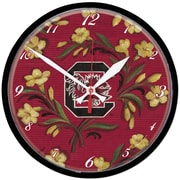 Wincraft NCAA 12.75'' Wall Clock; South Carolina University