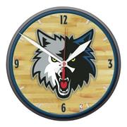 Wincraft NBA 12.75'' Wall Clock; Minnesota Timberwolves