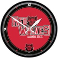 Wincraft NCAA 12.75'' Wall Clock; Arkansas State U