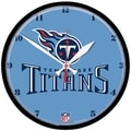 Wincraft NFL 12.75'' Wall Clock; Tennessee Titans