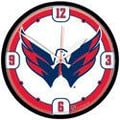 Wincraft NHL 12.75'' Wall Clock; Washington Capitals