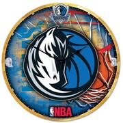 Wincraft NBA 18'' High Def Wall Clock; Dallas Mavericks