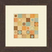 PTM Images Tic Tac Dots A Framed Painting Print