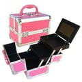 Seya Makeup Case; Pink