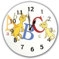 Trend Lab Dr Seuss ABC 11'' Wall Clock