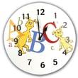 Trend Lab Dr Seuss ABC 11'' Wall Clock