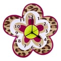 Trend Lab Berry Leopard Wall Clock
