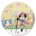 Lexington Studios 10'' Izzy and Friends Wall Clock
