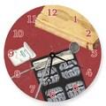 Lexington Studios 10'' Dental Details Wall Clock