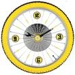 Maples Clock 16'' Bike Wall Clock